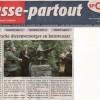 Inhuldiging arend Passe-partout 2 november 2005